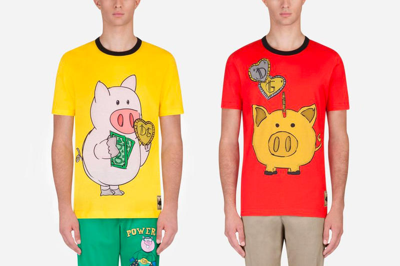 Dolce & Gabbana Upsets Chinese Consumers with CNY T-Shirts