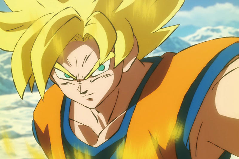 Dragon Ball Z Dragon Ball Super DBZ DBS Dragon Ball Super: Broly Announcement 30th Anniversary Toei Animation Funimation