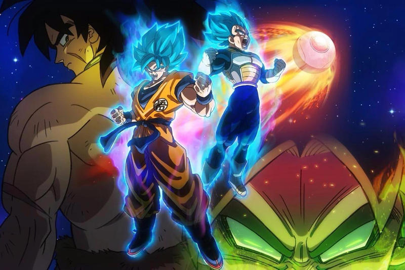Dragon Ball Super Broly 100 million USD Worldwide Earnings Funimation Goku Vegeta
