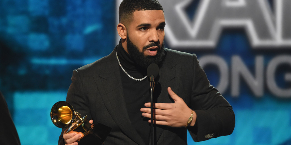 QnA VBage Drake Wins Best Rap Song, Acceptance Speech Cut for Downplaying GRAMMY Award's Importance