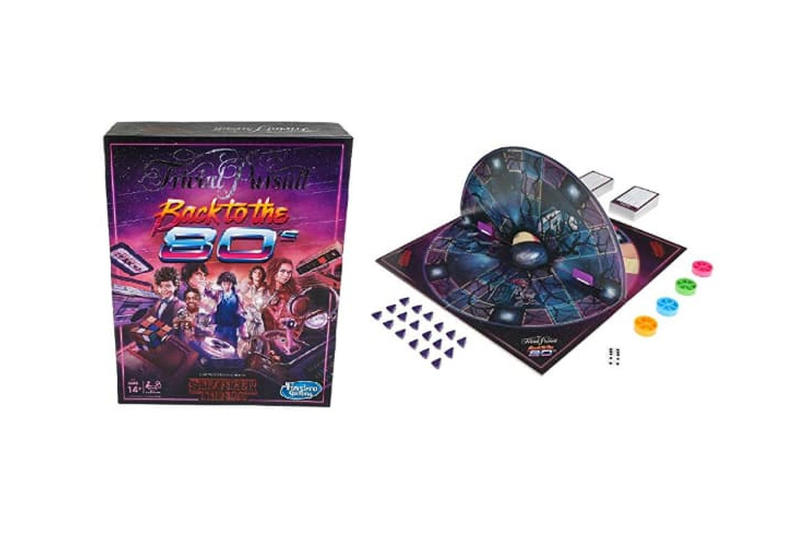 dungeons and dragons trivial pursuit stranger things 2019 entertainment gaming