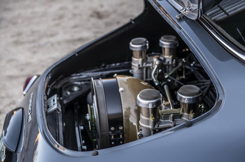 Emory Motorsports Allrad AWD Porsche 356 Coupe