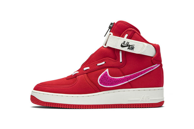 emotionally unavailable nike air force 1 high 2019 march footwear nike sportswear