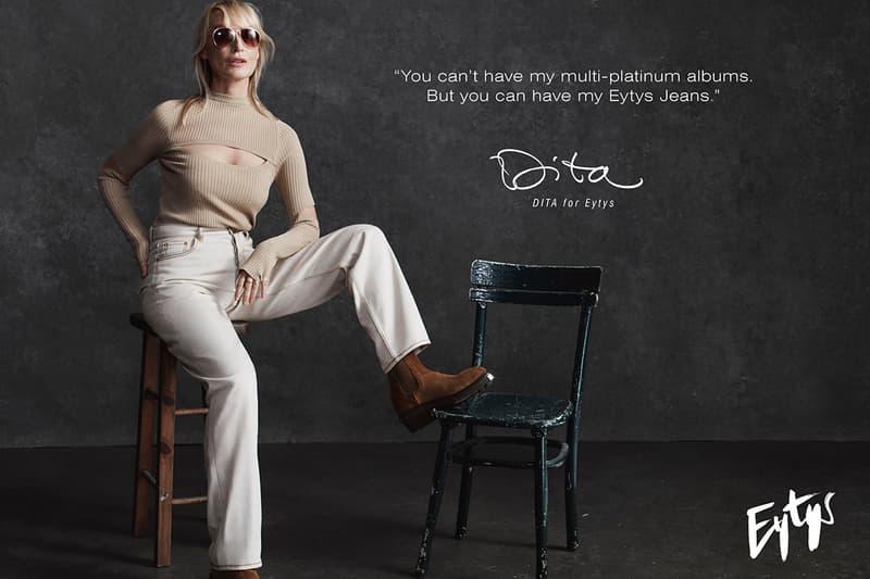 Eytys Spring/Summer 2019 Denim Campaign Details Fashion Clothing SS19 Celebrity Endorsement Parody Joke Max Schiller Jonathan Hirschfield Buffalo Zine