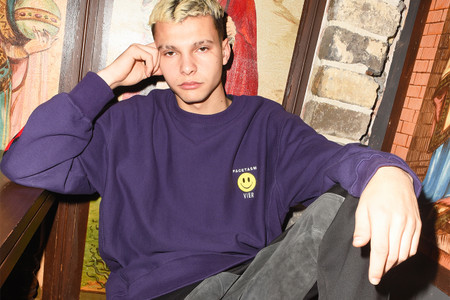 FACETASM and VIER Join Forces for a Laidback Capsule Collection