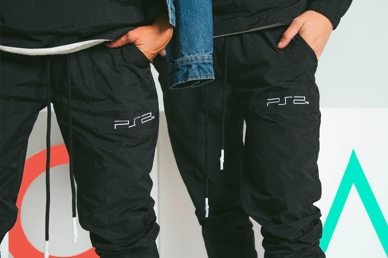 Fairplay And Playstation Collection 2 Lookbook Info lookbooks collaboration PlayStation 2
