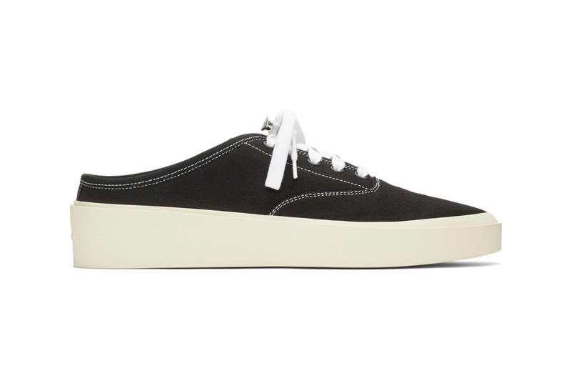 Fear of God Reworks the Classic Canvas Shoe