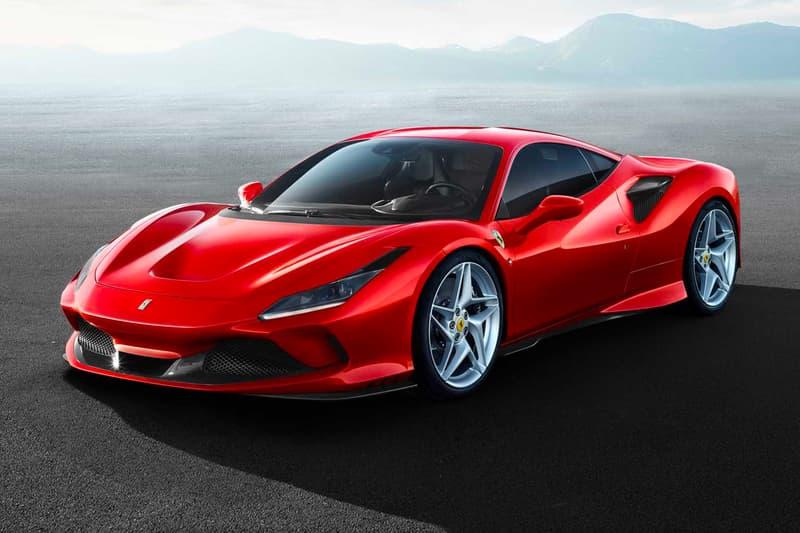 Ferrari F8 Tributo Unveiling