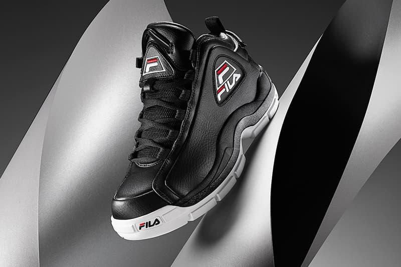 FILA 96 2019 february footwear release date