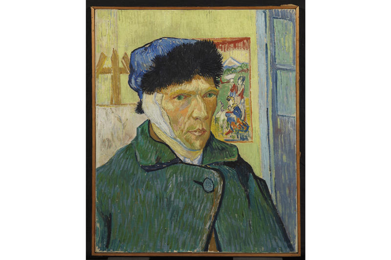 fondation louis vuitton courtauld collection vincent van gogh claude monet edouard manet yayoi kusama rafael soto paintings artworks exhibitions shows paris france art