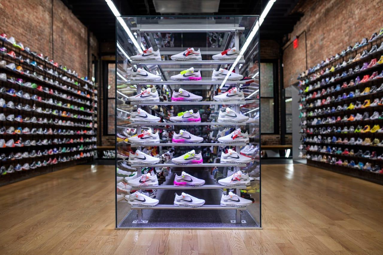 Foot Locker Invests $100M USD in GOAT