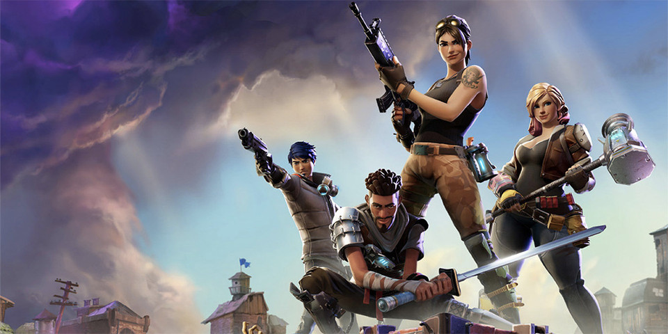 Epic Games Launches 'Fortnite' Account Merge   HYPEBEAST