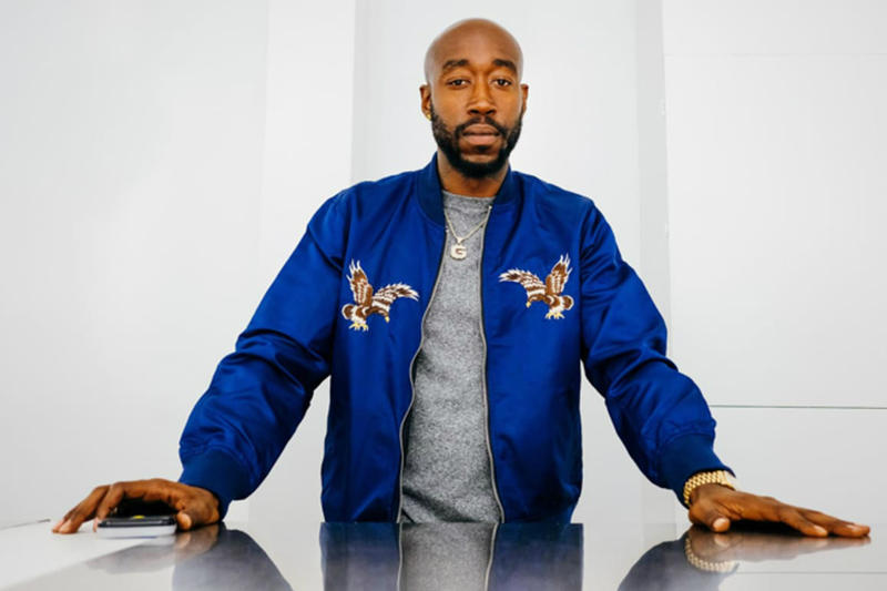 Freddie Gibbs Madlib Bandana Flat Tummy Tea New Single