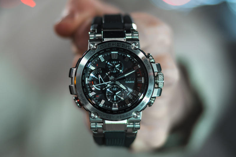 MTG-B1000 G-Shock Casio High-end Premium Watch Performance Strength Technical Specifications tech spec details £750 $1000 £1000 USD PRice Cost GBP Buy