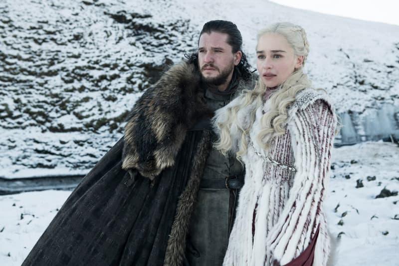 Game Of Thrones Season 8 Photos HBO Daenerys Targaryen