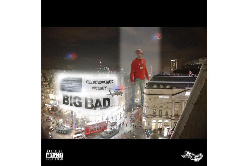 Giggs 'BIG BAD...' Album Stream spotify apple music gashi jadakiss kristian hamilton theophilus london labrinth ghetts lil yachty french montana swizz beats wretch 52