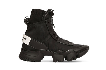 Givenchy's JAW Sneaker Gets a Rugged High-Top Makeover