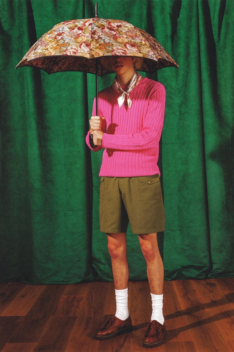 fc6c443d263c GOLF WANG Tyler The Creator Winter 2018 2019 Collection Lookbook Flowerboy  Skating Preppy