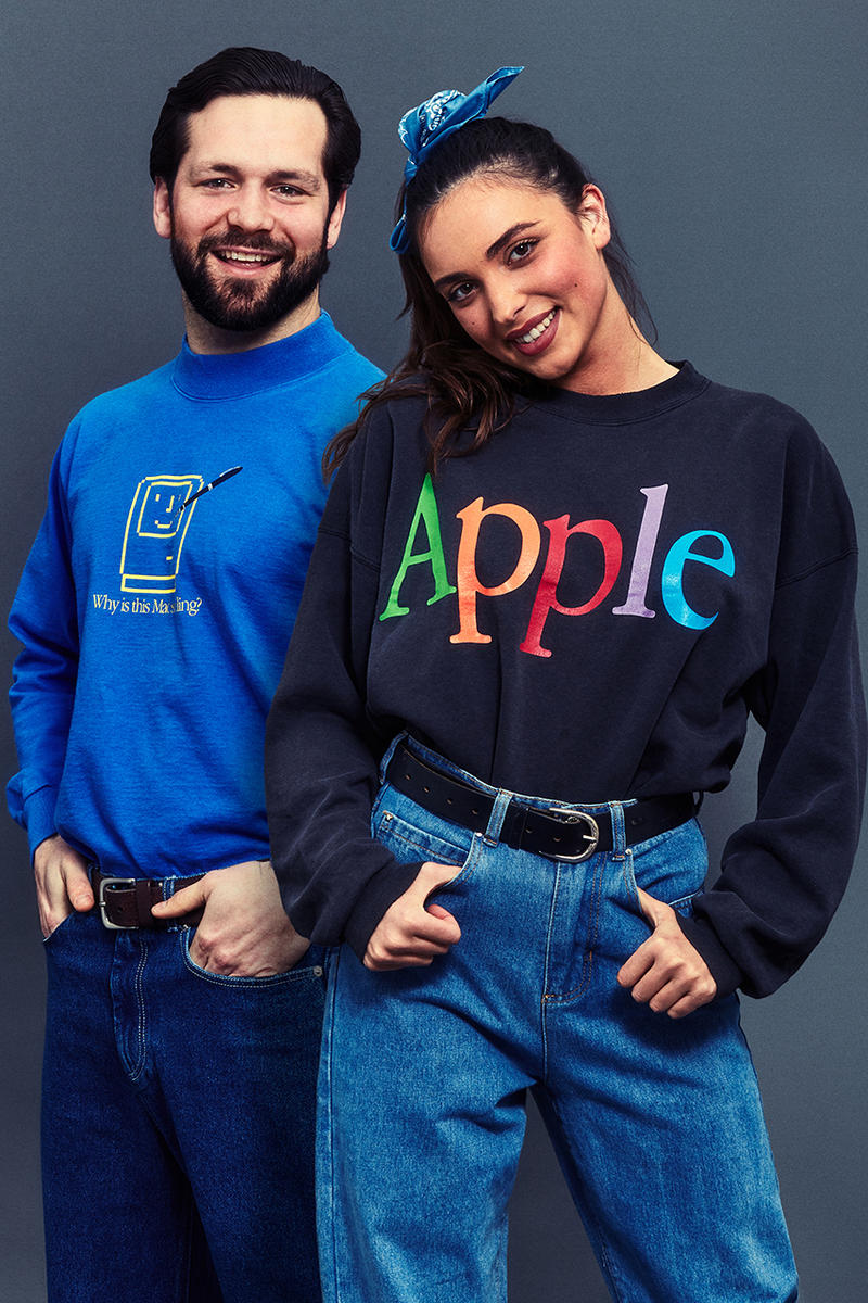 Goodhood Unified Goods Vintage Apple Microsoft Panasonic Tech apparel merchandise gear release details London second hand retail store