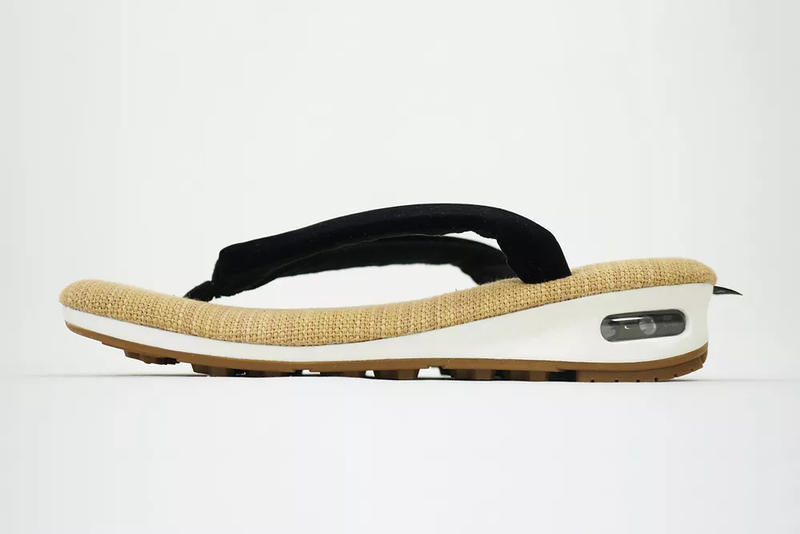 goyemon Fuses Modern Technology With Japanese Traditional Sandals setta images price info drop release date footwear