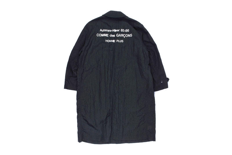 Grailed's Davil Tran Archival Estate Sale Drop release date info buy collection raf simons number nine undercover rick owens yohji yamamoto kapital blackmeans ma+ issey miyake