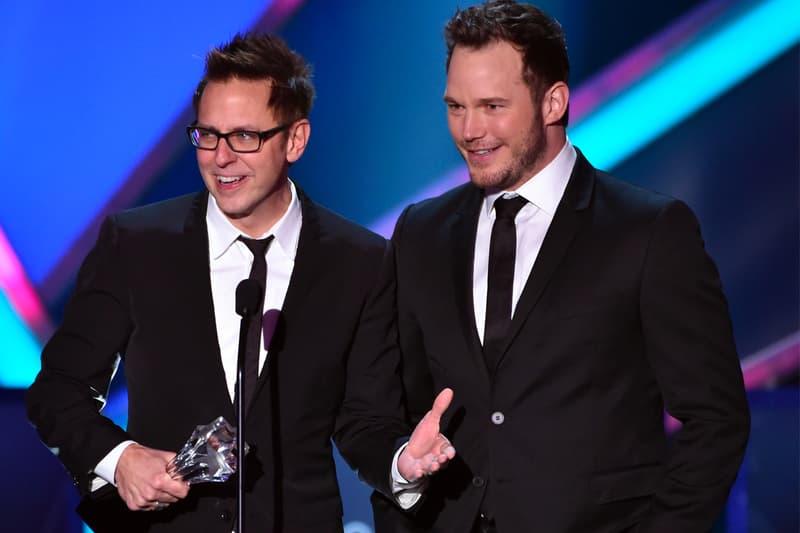 Guardians of the Galaxy 3 Use James Gunn Script Chris Pratt Marvel Studios Cinematic Universe Comics Disney Vol