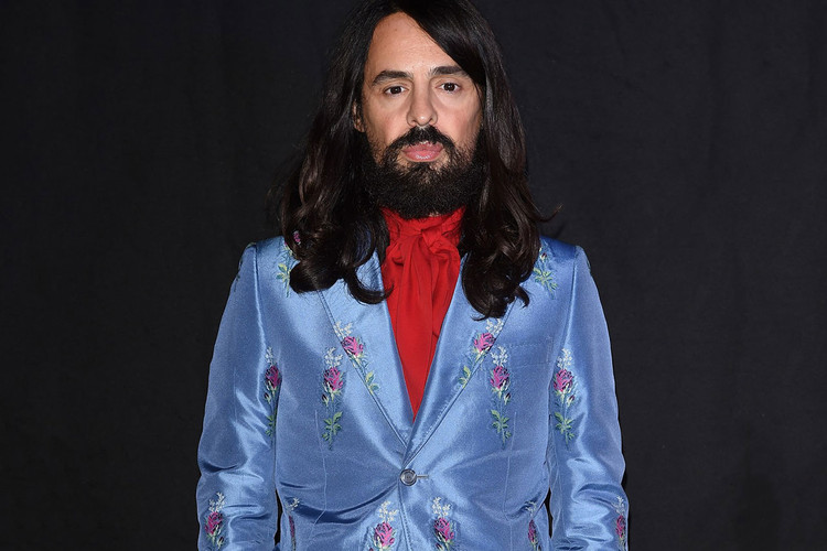 ca271ed3422 Gucci s Alessandro Michele Issues Apology Letter for Blackface Sweater