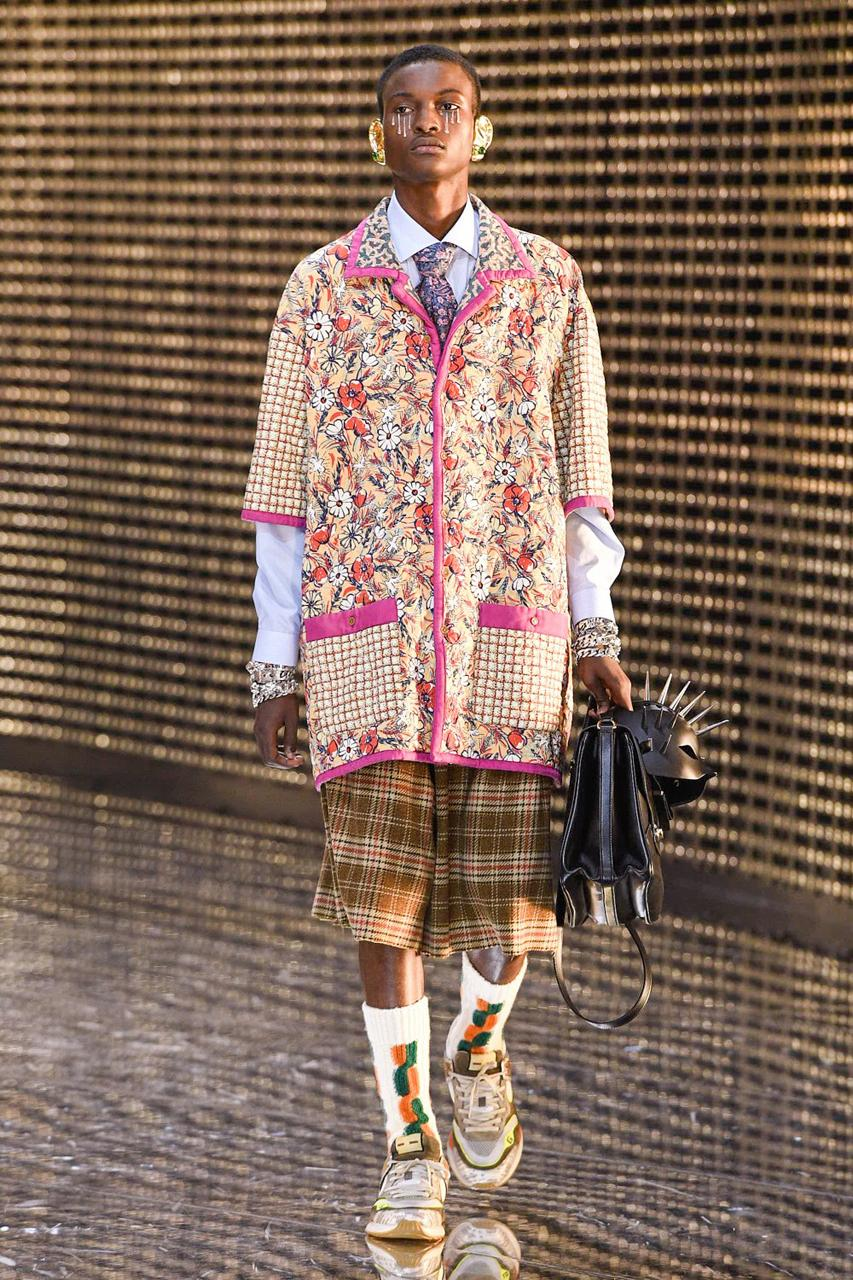 25+ Gucci Fashion Outfits Runway