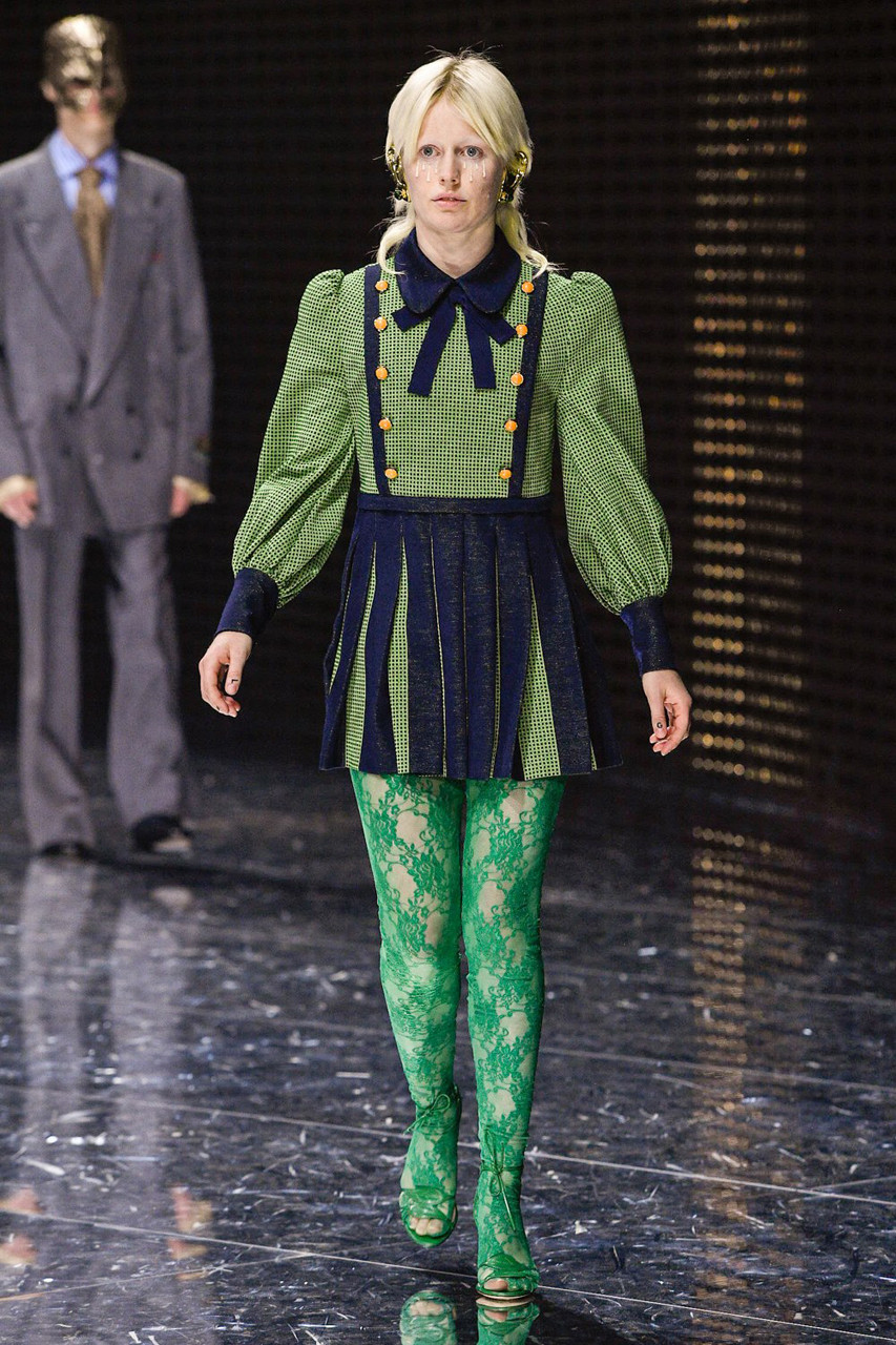 Gucci Fall/Winter 2019 MFW Runway Collection