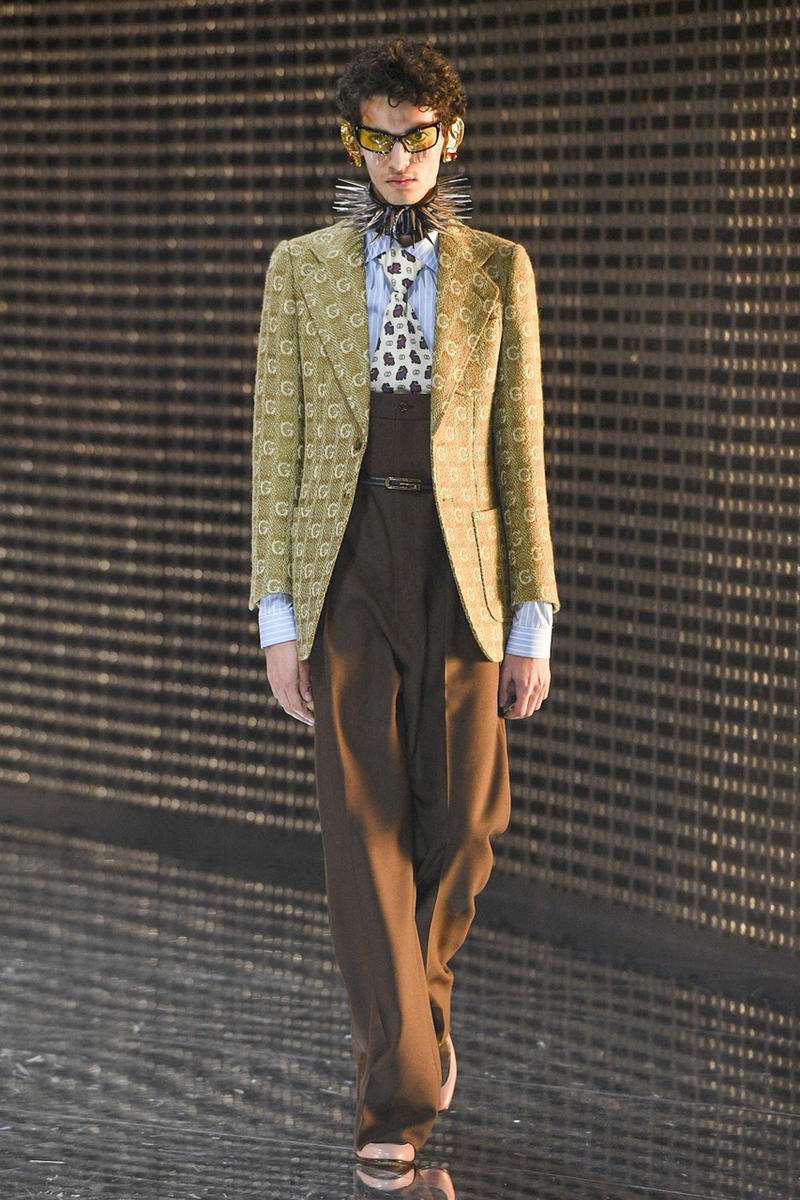 gucci fall winter 2019 collection milan fashion week mens womens wear clothing mfw fw19 presentation alessandro michele