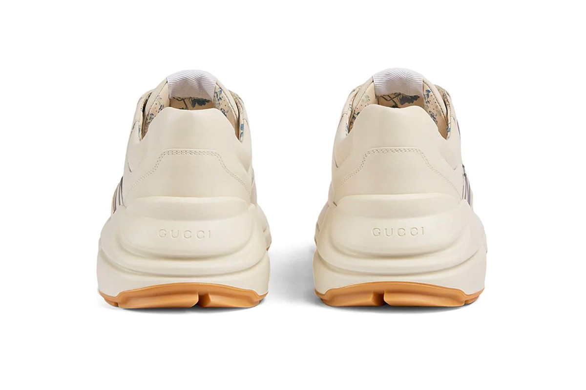 Gucci Rhyton Sneaker Receives NY