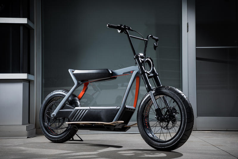 harley davidson electric motor bike concept x games debut livewire motorcycle