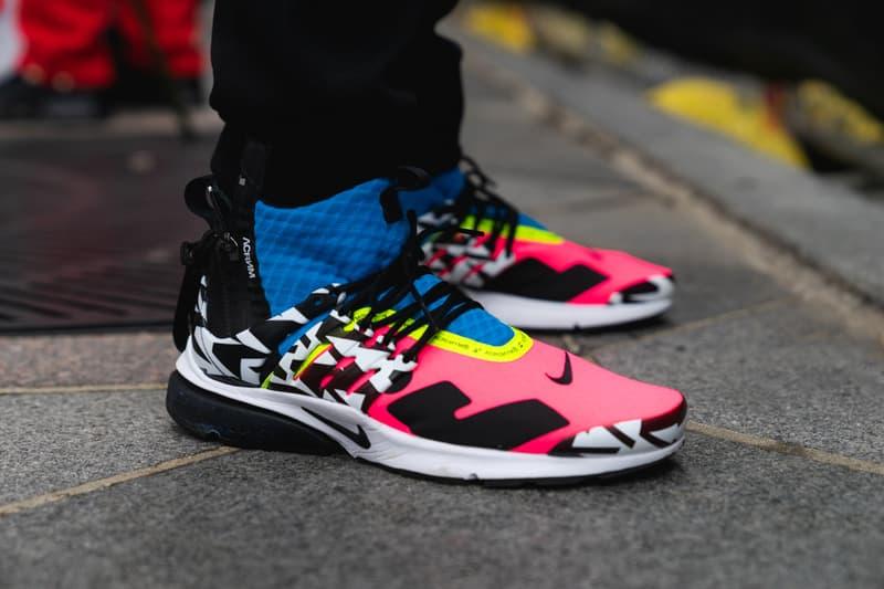 nba all star weekend 2019 february footwear fashion charlotte north carolina yeezy off white fear of god nike jordan brand