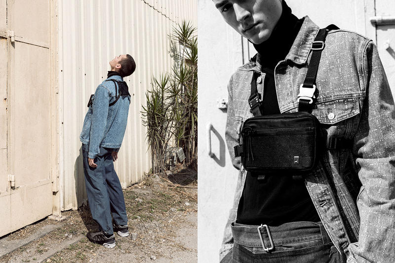 hbx lighter layers spring summer 2019 editorial alyx 1017 9sm heron preston palm angles ss19 release