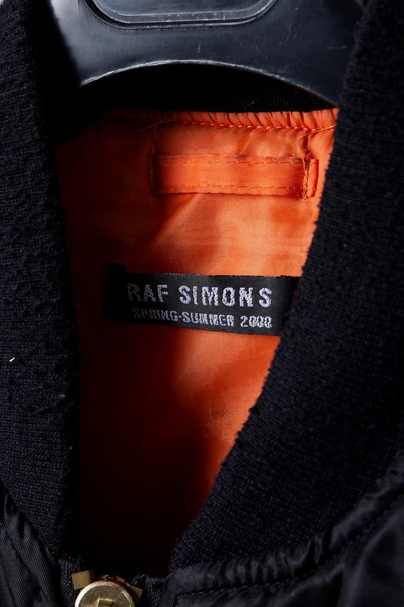Hedi Slimane Archive Sale DHCULT Grailed Dior Homme Saint Laurent Rick Owens Raf Simons Collection Sample Rare