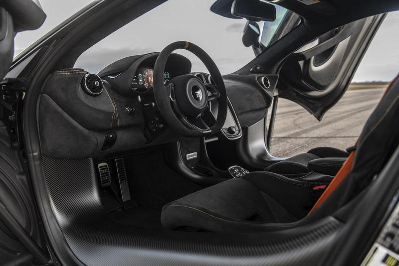 HENNESSEY MCLAREN 600LT HPE1000 COUPE pictures images imagery shots stills pics info details news february 2019 technical specs specifications performance