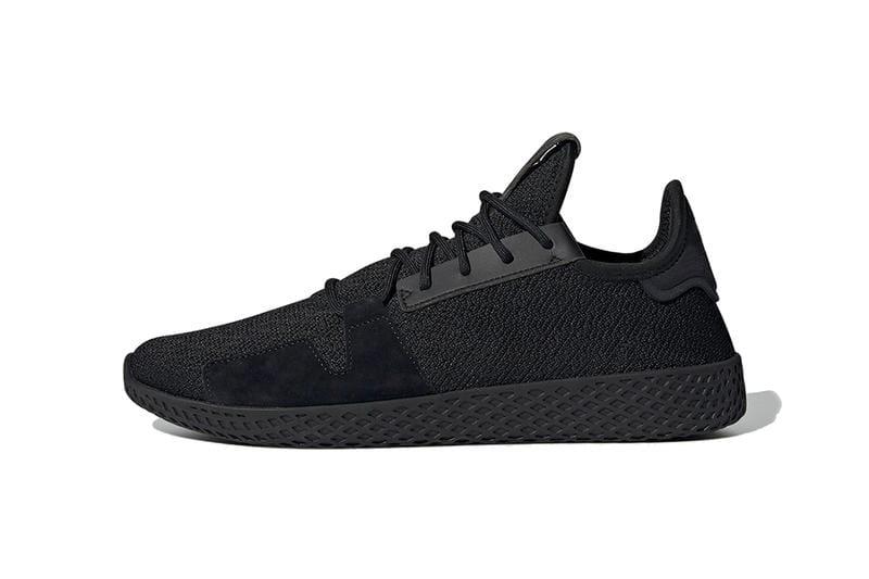 adidas tennis hu black