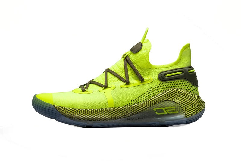 "Under Armour Curry 6 ""Coy Fish"""