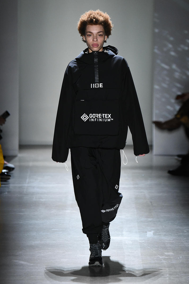 IISE Fall/Winter 2019 Runway Collection show Korean imprint traditional hanok saywho.fr autumn  luka sabbat hanbok justine mae biticon jazzelle zanaughtti