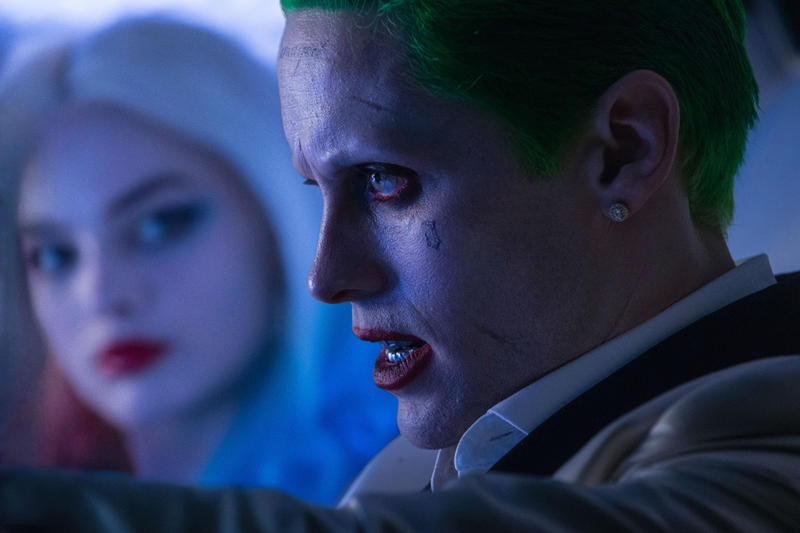 DC Comics Joker Jared Leto DCEU DC Extended Universe Suicide Squad 2 James Gunn Margot Robbie