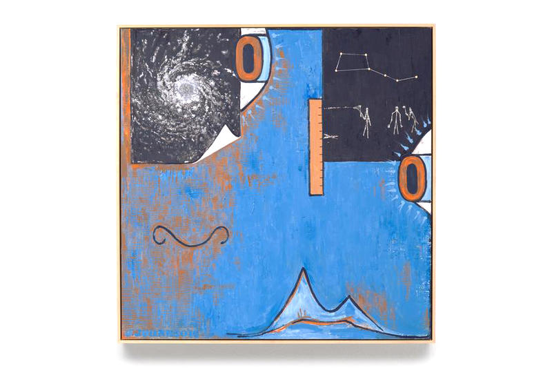 jasper johns recent paintings and works on paper matthew marks gallery new york city