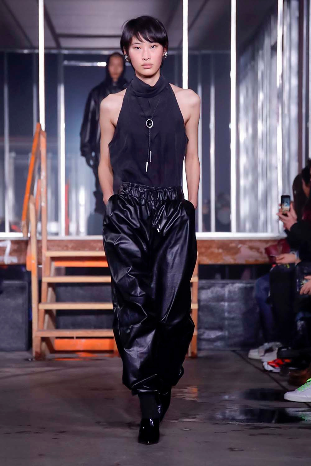 John Elliott Fall Winter 2019 Collection Runway Show NYFW new york fashion week