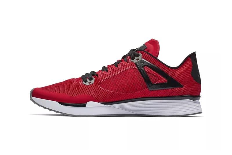 Jordan 89 Racer Gets Taken Over by AJ4's Signature Colorways black red grey track running footwear release drop date images price nike oreo toro