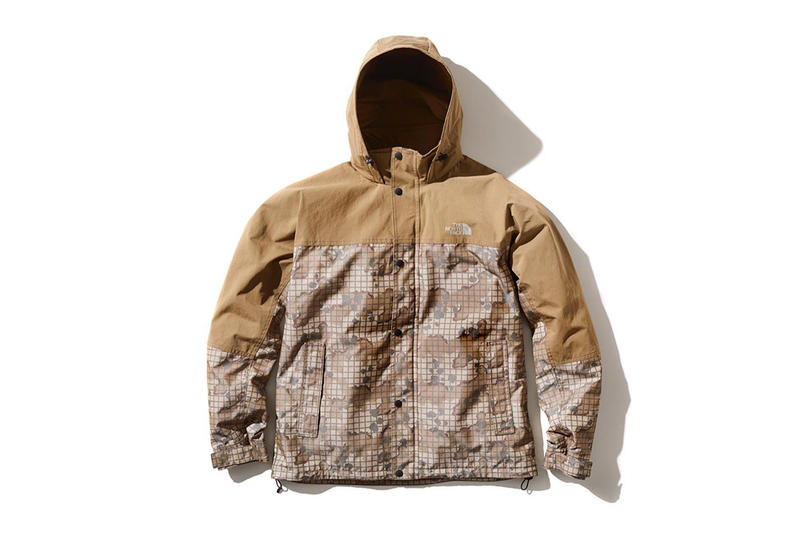 Junya Watanabe x The North Face SS19 Outerwear jacket spring summer 2019 collaboration backpack tr zero hydrena coaches camouflage print pattern design release date info