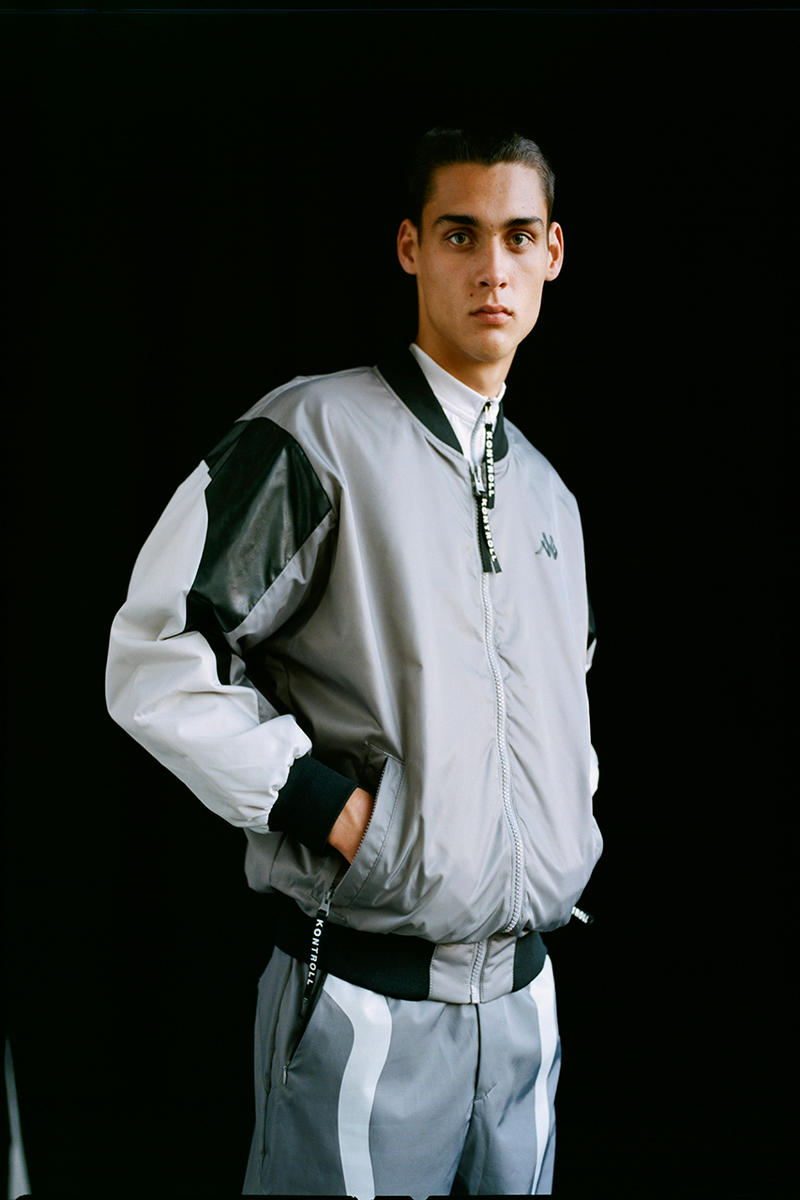 Kappa Kontrol Spring Summer 2019 SS19 Mens Collection Lookbook