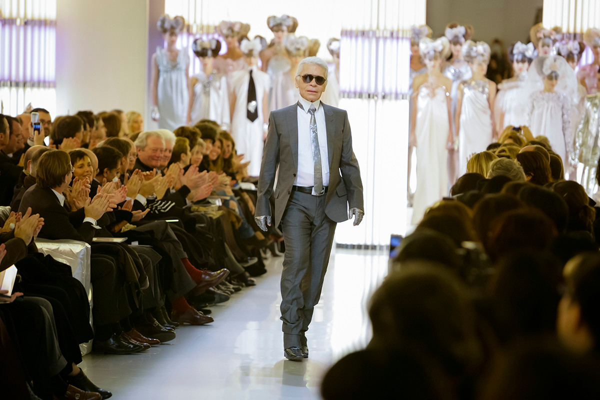 Karl Lagerfeld Passed Away Retrospective Fendi Chanel Obituary Choupette Stylist Designer Creative Director Death 85 Years Old