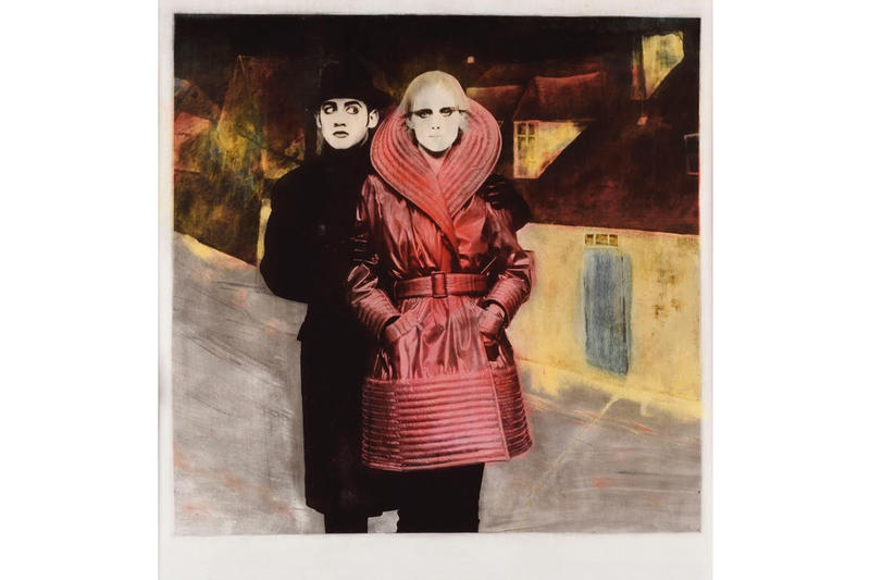 karl lagerfeld photography retrospective galerie gmurzynska photography artworks