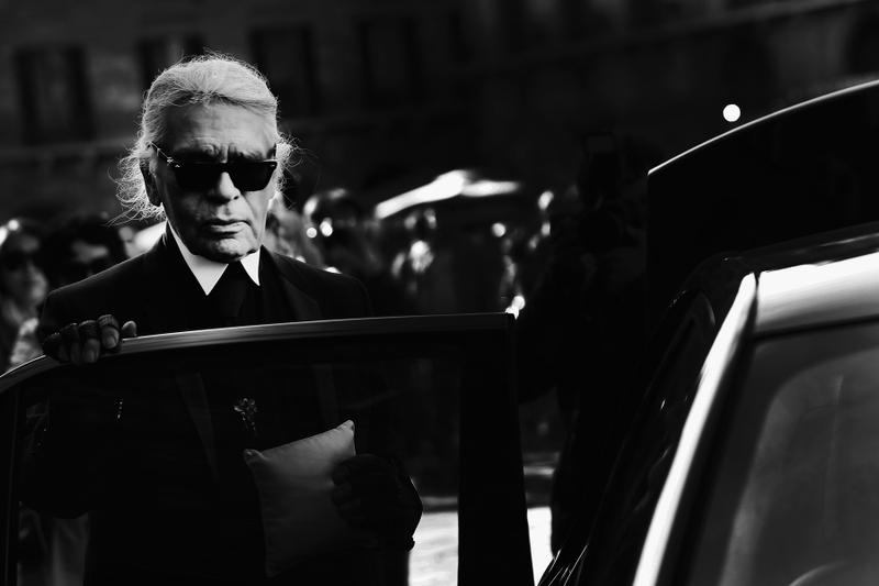 Karl Lagerfeld's Death, Celebrity Reactions virgil abloh supreme pharrell williams chanel fendi uncle karl
