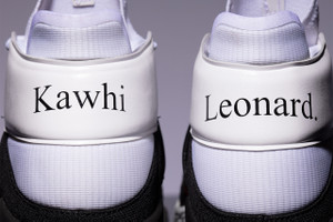 A Preview of Kawhi Leonard's New Balance