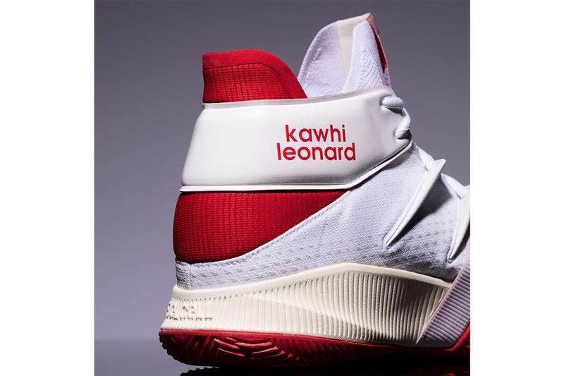 kawhi leonard new balance OMN1S preview 2019 february footwear toronto raptors nba all star weekend sneakers shoes footwear